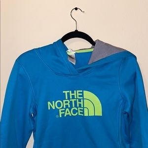 Women's The North Face hooded sweatshirt. Size S.